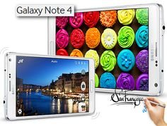 Samsung Galaxy Note 4 - smartfon do robienia notatek!