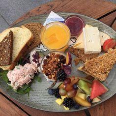 Breakfast plate   Yelp