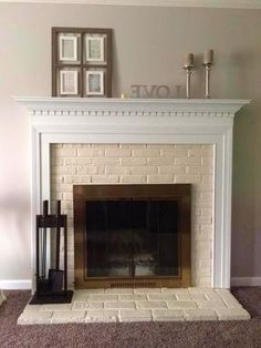 fireplace A fireplace is an incredible element of a house that brings together a room and the people in it. These tips will back you to arrange your room approaching the fireplace.  #MantleDecor #mantledecor
