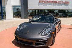 Porsche Boxster Special! //peoria.porschedealer.com/   Porsche ...
