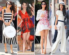 Amal Clooney Is the Breakout Style Star of 2014 #InStyle