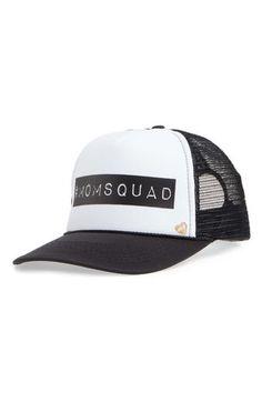 Mother Trucker Hats Mom Squad Trucker Hat