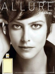Chanel Allure Perfume - The Perfume Girl. Fragrances and colognes from fashion houses and perfume designers. Scent resources, perfume database, and campaign ad photos. Perfume Allure, Perfume Glamour, Coco Chanel, Perfume Light Blue, Hermes Parfum, Perfume Hermes, Perfume Genius, Best Perfume, Fragrance