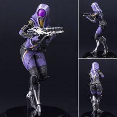 Mass Effect Bishoujo Statues - Tali' Zorah - SouthofMemphis