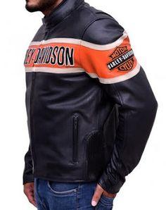 Jual Jaket Kulit Harley Davidson Murah Asli Garut, WA/TLP : 081703402482