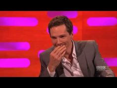 Benedict Cumberbatch Proves to Talk Show Host Graham Norton that He Can Correctly Pronounce the Word 'Penguin'