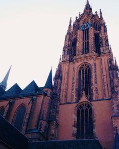29 SEP 2012  Frankfurt | Deutschland  #travel #backpacker #germany #deutschland #frankfurt #frankfurtammain #adventure #explore #world #euro #oldtown #旅行 #背包客 #art #life #europe #sun #trip #top #beautiful #nice #good #cathedral #Amazing #schön #church #architecture #sunnyday #city #wanderlust by gniltaf http://bit.ly/AdventureAustralia