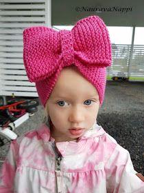 neulottu rusettipanta ohje drops merino Crochet Hats, Knitting, Fashion, Moda, Tricot, La Mode, Breien, Fasion, Knitting And Crocheting