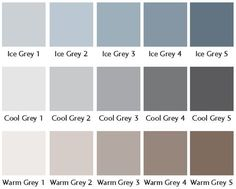 - Home Decoraiton Room Colors, Wall Colors, House Colors, Colour Pallete, Colour Schemes, Warm Grey, My New Room, House Painting, Colorful Interiors