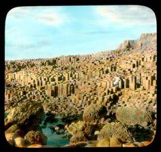 County Antrim: Giant's Causeway