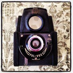 Vintage camera - Ensign Ful-Vue