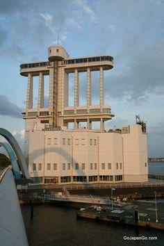 Nagoya Port Building Observation Deck