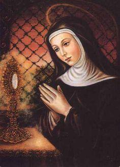 0-aa-chiara | St. Claire of Assisi | Pinterest | Wordpress