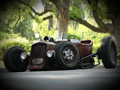 """Rat Rod """"In the shade"""""""