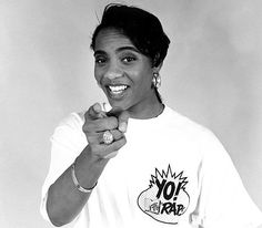 mc lyte | mc lyte then [VIDEO] Egypts Throwback Thursday: MC Lyte