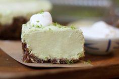 Healthy Avocado Pie | via Plated