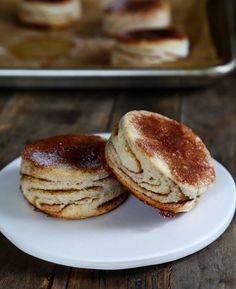 Gluten Free Cinnamon Sugar Biscuits