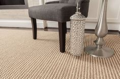 Our Gillingham weave is a blend, so it offers the natural sisal look with the soft feel of wool.