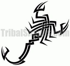 Resultados de la Búsqueda de imágenes de Google de http://www.tribalshapes.com/img/tattoos/scorpion-3.gif