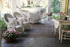Styling for Romantic Homes...... - Vintage Soul's blog