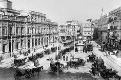 Ayuntamiento. Sevilla, 1906-1910. Colección Thomas / IEFC
