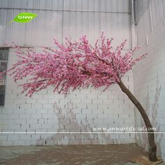 Gnw Bls1507-18 Fake Artificial Cherry Blossom Trees 4m High For Wedding Decoration - Buy Fake Cherry Blossom Trees,Fake Cherry Trees,Fake Blossom Trees Product on Alibaba.com