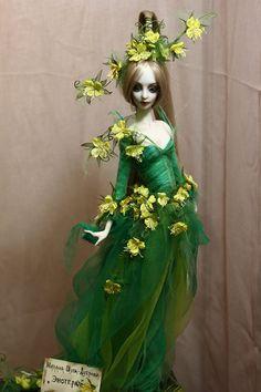 Milana Shupa-Dubrova,Evening primrose