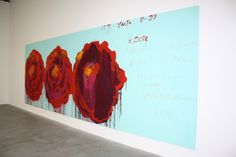 The Rose, Cy Twombly