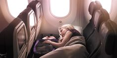 The now enhanced award winning Air Reading about the new improvements to the award winning Air New Zealand Skycouch will not only want you to book a flight with them right away, but also plan your trips around their routes!