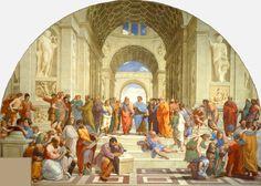"""Die Idee einer philosophia perennis bekennt sich zu der Vorstellung, dass sich bestimmte philosophische Einsichten über Zeiten und Kulturen hinweg erhalten, das sie """"perennieren"""". Die I…"""