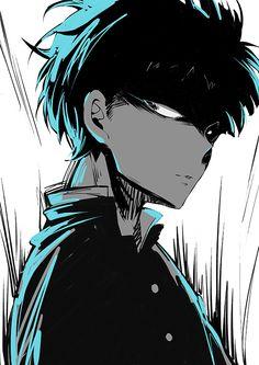 Anime Fanarts — Characters: Shigeo, Teruki & Dimple Anime: Mob… Fanarts Anime, Anime Characters, Manga Anime, Anime Art, Fullmetal Alchemist Brotherhood, Mob Psycho 100 Wallpaper, Mob Psycho 100 Anime, Boys Anime, Mob Physco 100