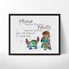 Lilo & Stitch Quote
