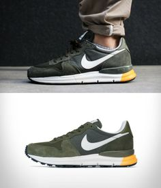 nike lunar internationalist khaki olive
