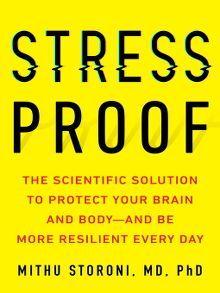 Stress-Proof - Audiobook