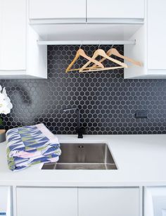 """Receive fantastic suggestions on """"laundry room storage diy small"""". They are readily available for you on our web site. Garage Laundry Rooms, Small Laundry Rooms, Laundry Room Storage, Diy Storage, Storage Ideas, Basement Laundry, Laundry Tips, Storage Shelves, Room Interior"""