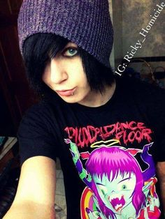 IT'S EMO BOY O'CLOCK ! ♥_____________________________ Click the image and check out some awesome Really Cute Emo Boys T-Shirts ________________<3  T-Shirt desigh, might come in handy for a gift this christmas holidays ♥ _____________________________   Relevent Hashtags/Topics - #emo #boys #scene #black #eyeliner #boy #gay scene boys - emo boys - scene kids - guyliner - guy liner - pale boys - Gayemoboy -