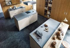 The natural material wood remains exciting in design & relaxing in its effect. @next125