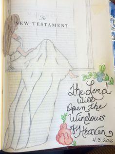 Page du nouveau testament - New Ideas Bullet Journal Disney, Bullet Journal Key, Bible Study Journal, Journal Pages, Journal Ideas, Christian Book Store, Bible Doodling, Hanging Paintings, Journaling