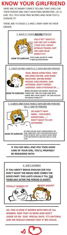 60 Best Girls on periods images in 2013 | Funny memes