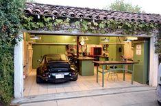 45 Model Garasi Mobil Minimalis, Modern, Dan Unik | Desainrumahnya.com