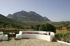 small walls again Sunset Country Properties - Property for Sale in Andalucia Southern Spain.
