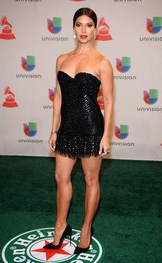 Roselyn Sanchez Goes Nearly Naked at Latin Grammy Awards #RoselynSanchez