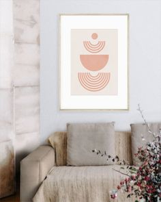 Introducing our modern, abstract wall art prints. This printable abstract art will make a dramatic home décor statement in any room of your home! This style can defined as bohemian, mid-century, Scandinavian and minimalist with a unique twist. For more Instant download printable art make sure you check out our Etsy store, where we add new designs daily! #artprintables #instantdownload #digitalart #wallart #abstractprtint #homedecor #abstractart #minimalistart #designideas #wallartideas