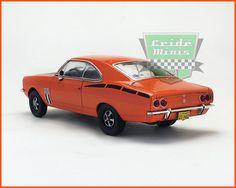 Chevrolet Opala SS4 1975 - Carros Nacionais - escala 1/43 Stock Car, Miniature Cars, 1975, Bikers, Old Cars, Leo, Models, Toys, Opals