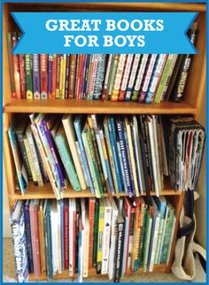 A roundup of great books for boys