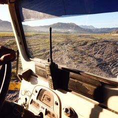 Choose the road less travelled Mt. Pinatubo, Philippines