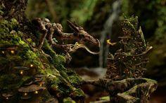 An Earthy Salamander, perhaps?