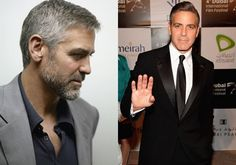 George Clooney. Timeless Style. by @badruk