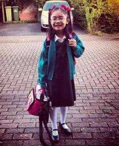 Meet 11 year old girl with IQ higher than Albert Einstein