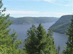 Le fjord du Saguenay : un incontournable selon le National Geographic Traveler